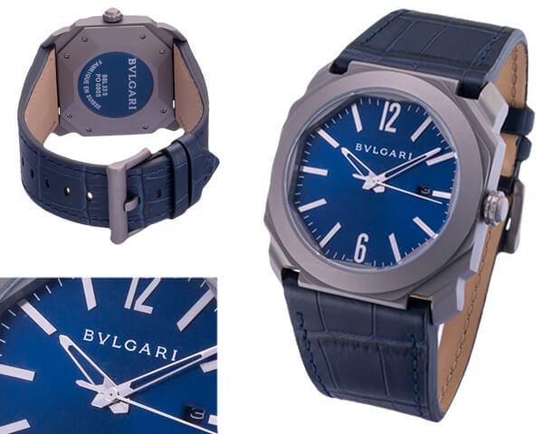 Мужские часы Bvlgari  №N2684