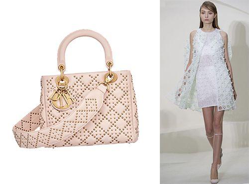 Женская сумка Леди Диор