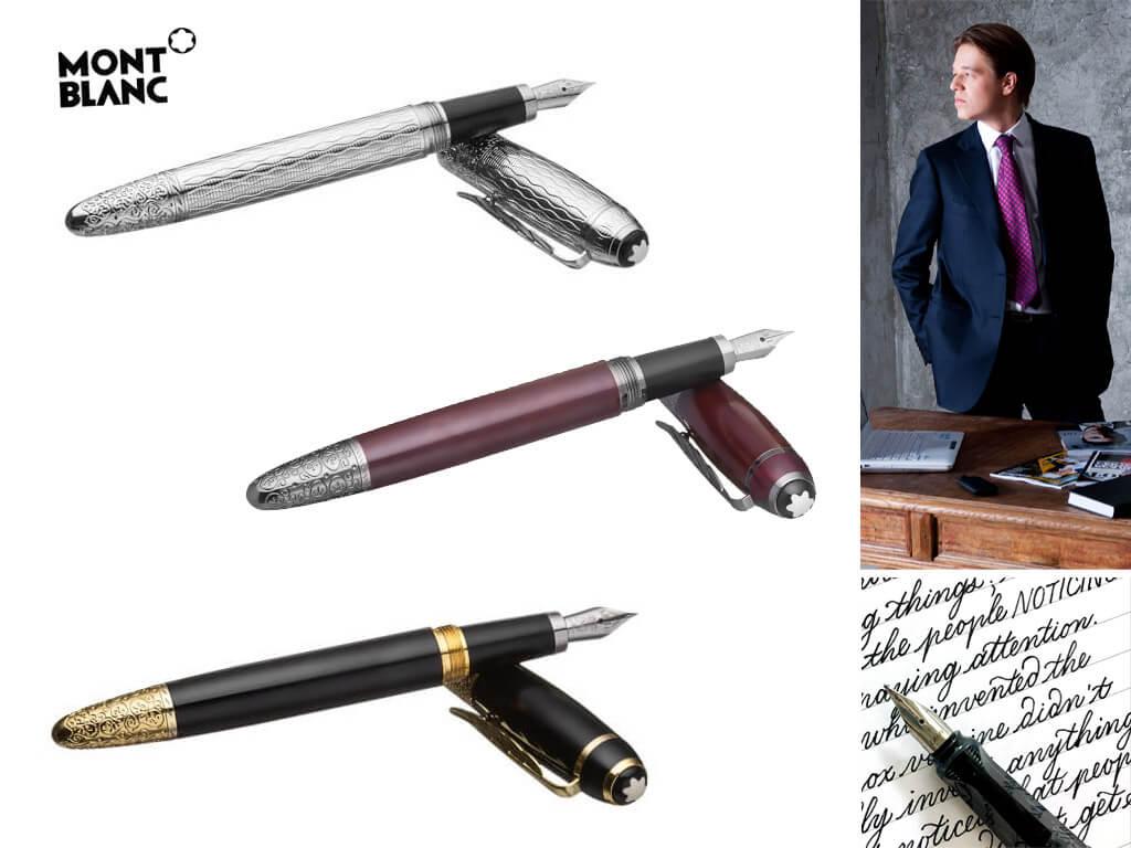 Перьевые ручки для мужчин Montblanc