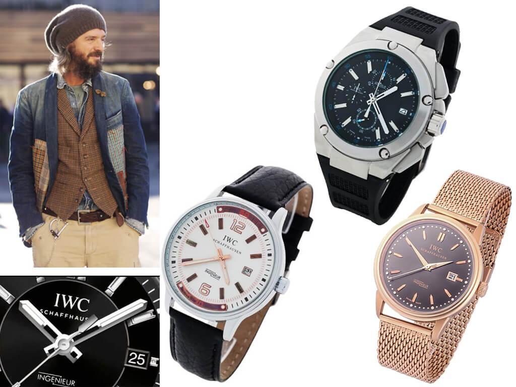 Часы мужские IWC Ingenieur