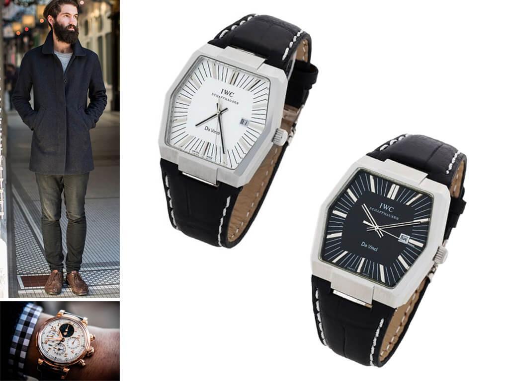 Мужские часы IWC Da Vinci