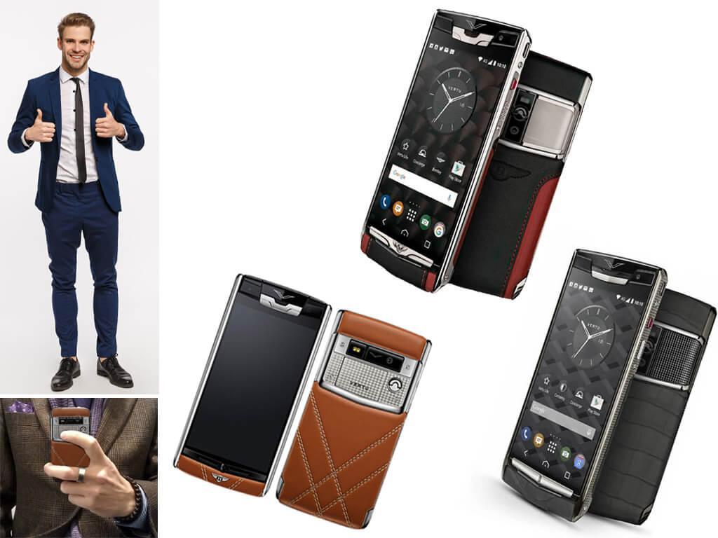 Мужские телефоны Vertu