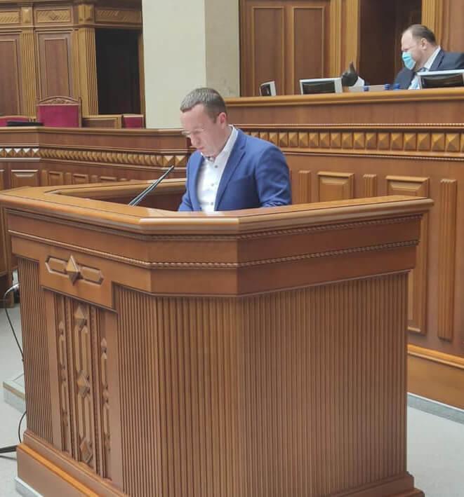 Евгений Петруняк - член Комитета по вопросам финансов, налоговой и таможенной политики