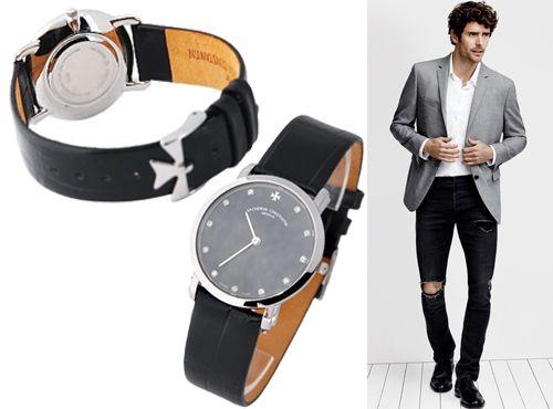 Часы от Vacheron Constantin