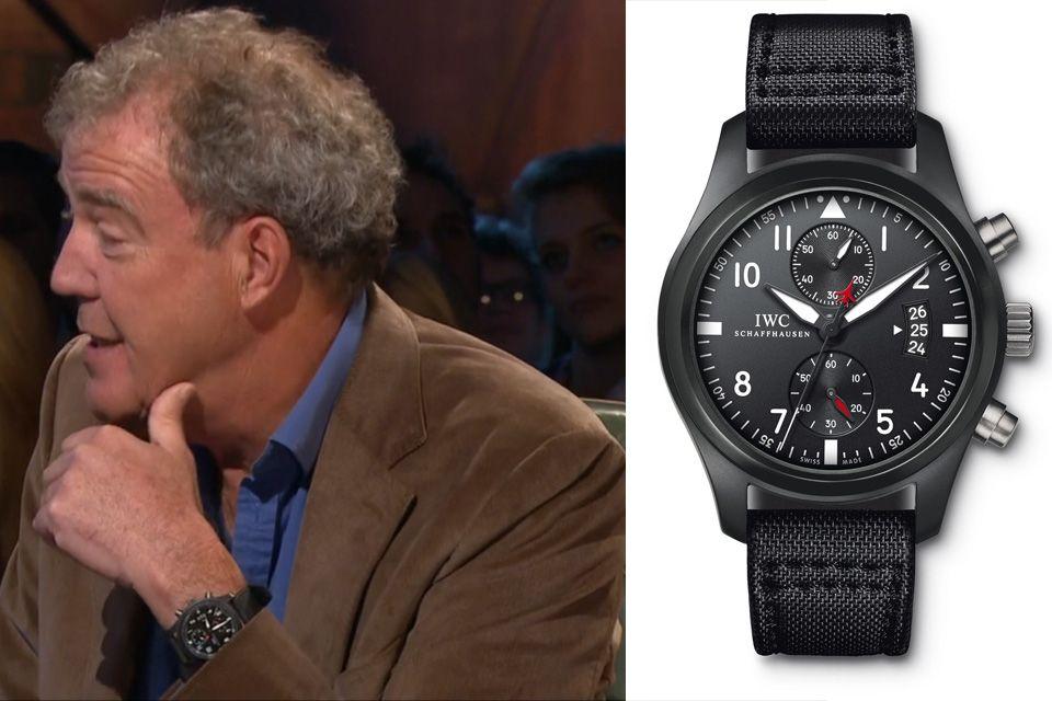 Наручные часы Джереми Кларксона IWC