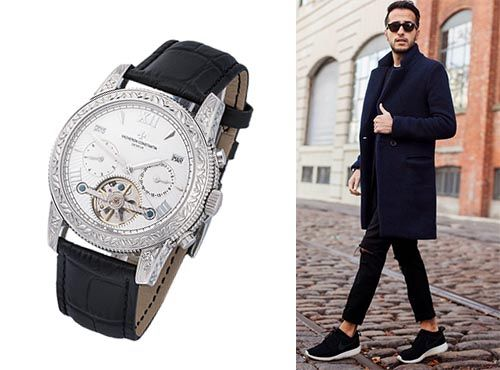 Мужские часы Vacheron Constantin Traditionnelle
