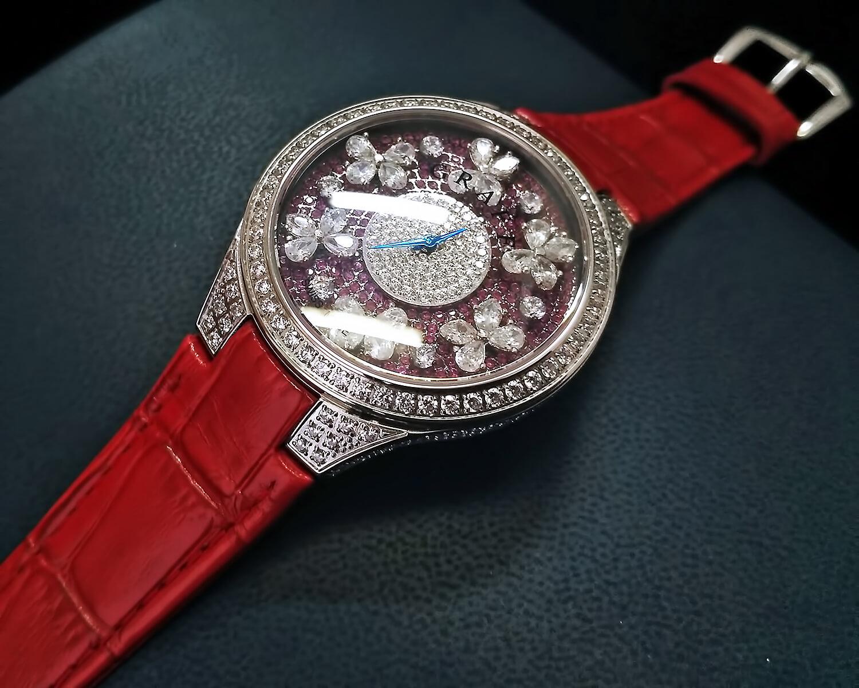 Реплика женских часов Graff Jewellery Watches Disco Butterfly 38mm