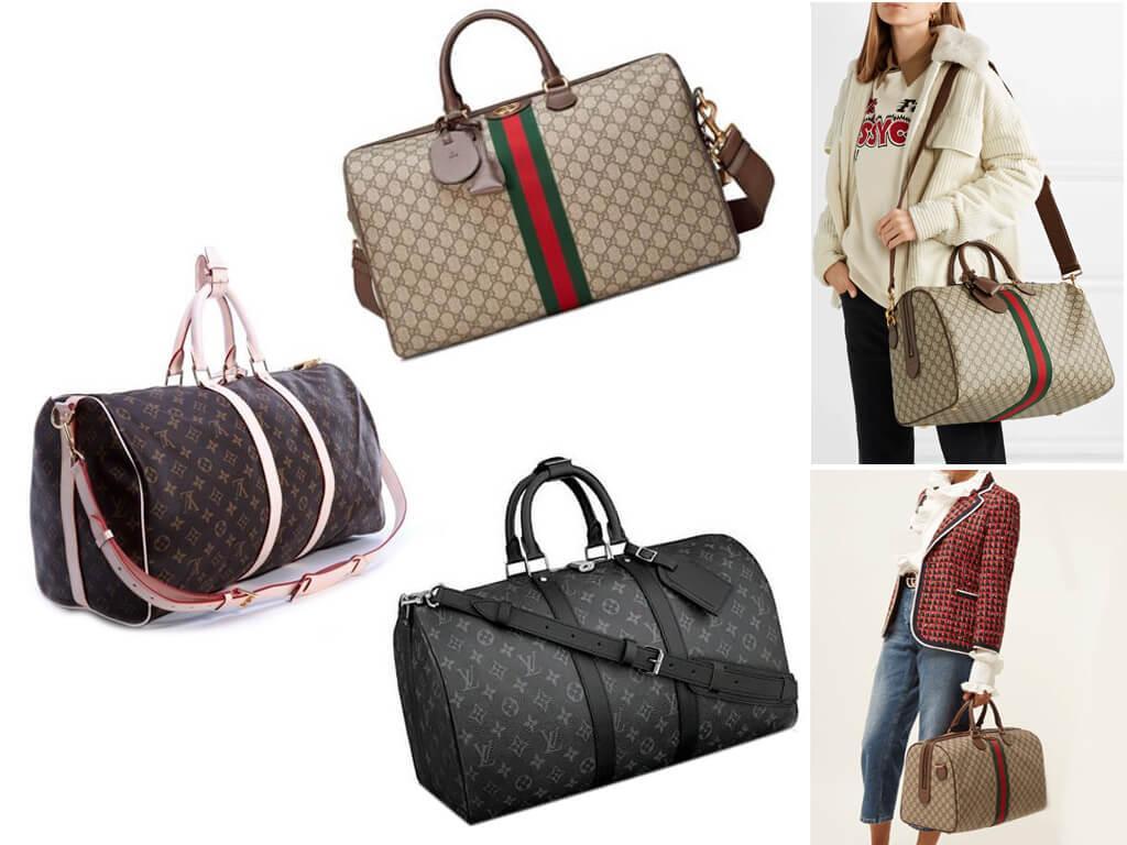 Женские сумки дафл