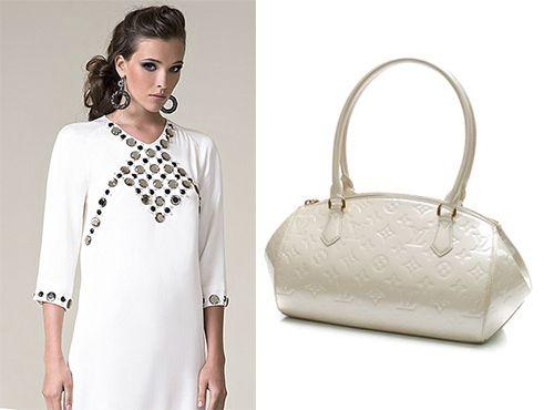 Женская сумка Louis Vuitton из коллекции Sherwood