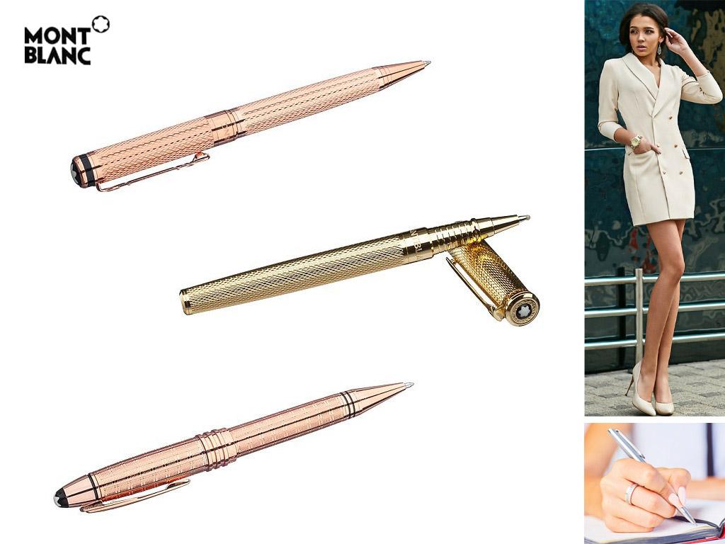Женские ручки с гравировкой