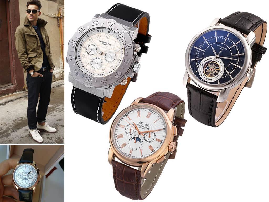 Мужские часы Patek Philippe Complications
