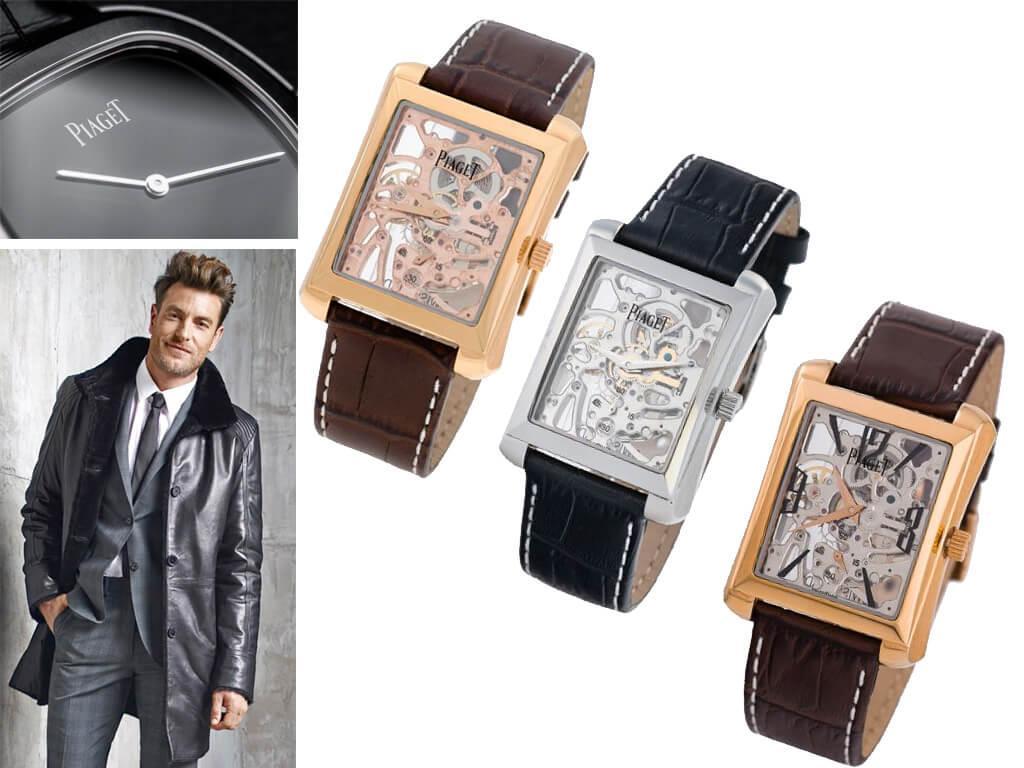 Наручные часы мужские Piaget Black Tie