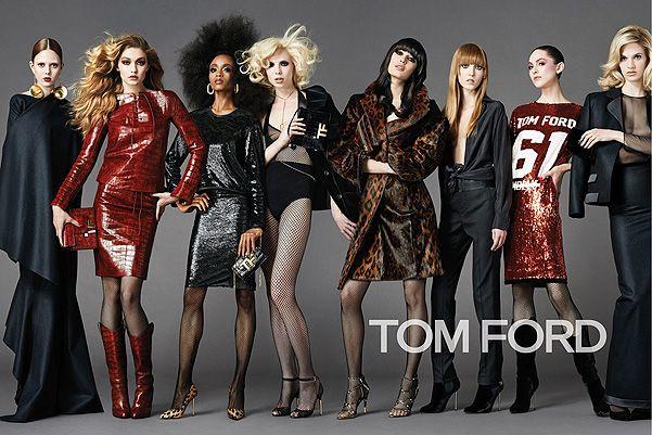 Одежда и аксессуары от Tom Ford (Том Форд)