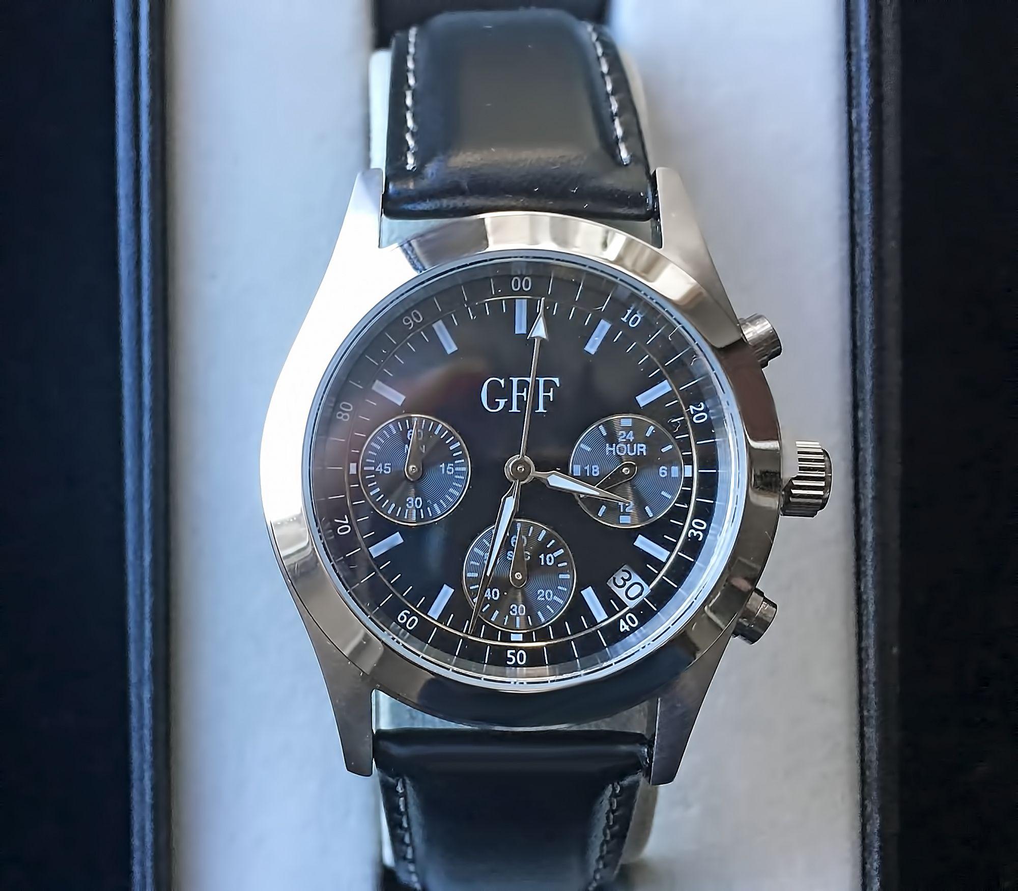 Gianfranco Ferre Quartz Chronograph