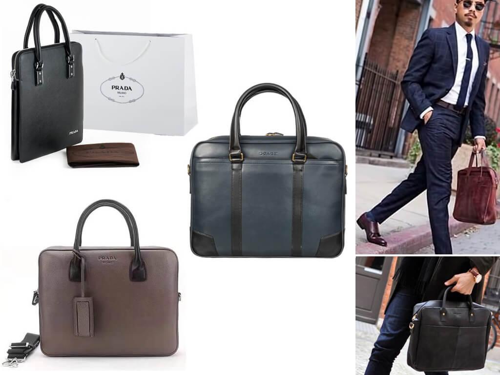 Мужские деловые сумки