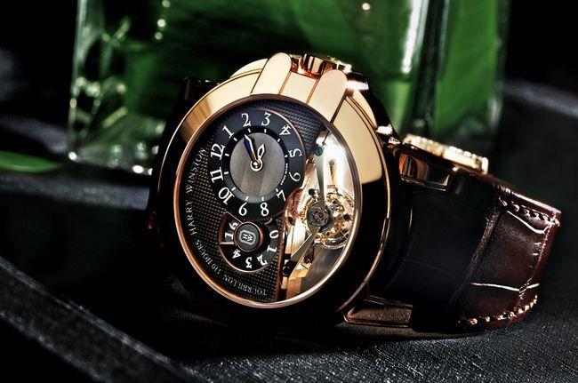 Наручные часы Harry Winston