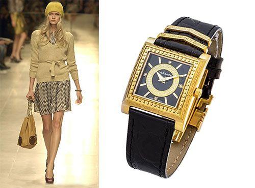 Женские дизайнерские/fashion часы Версаче