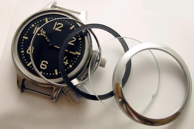 Стекло наручных часов