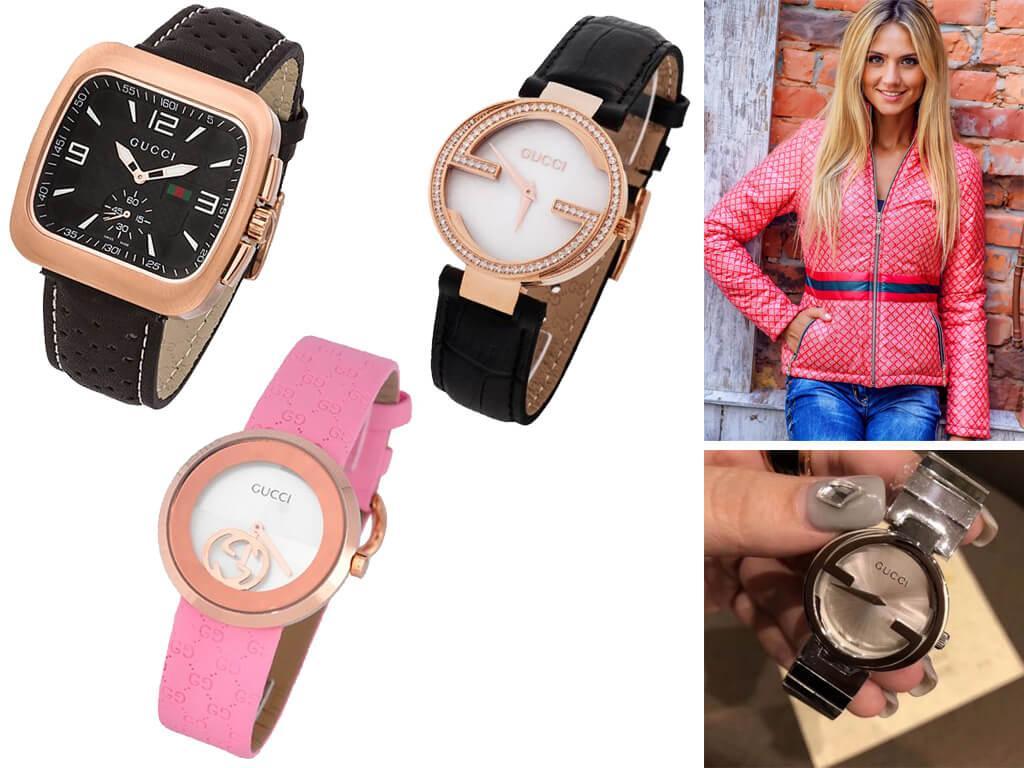 Часы Gucci женские