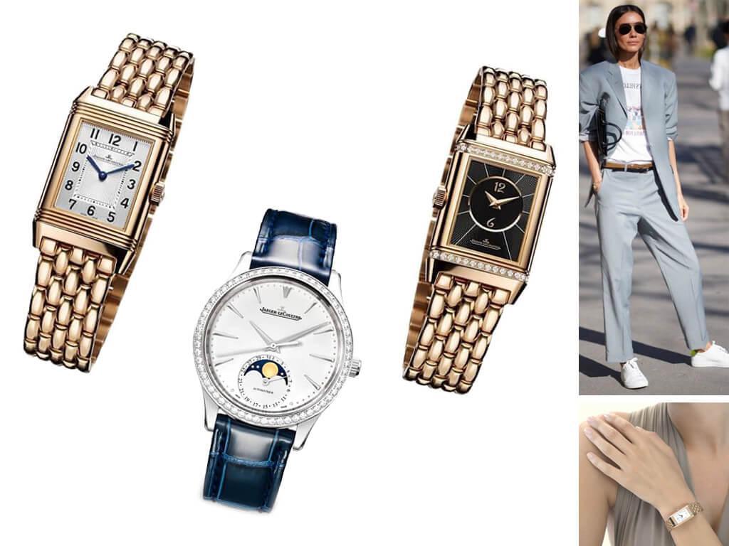 Настоящие часы Джагер Ле Культр женские