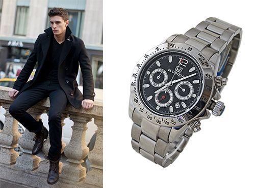 Наручные часы Хонда мужчине