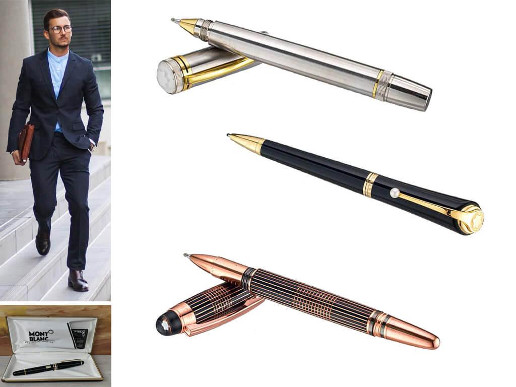 Ручки для мужчин в подарочной упаковке