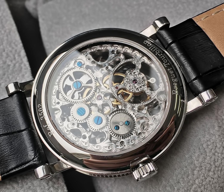 Высокоточная реплика часов Breguet Classique Skeleton