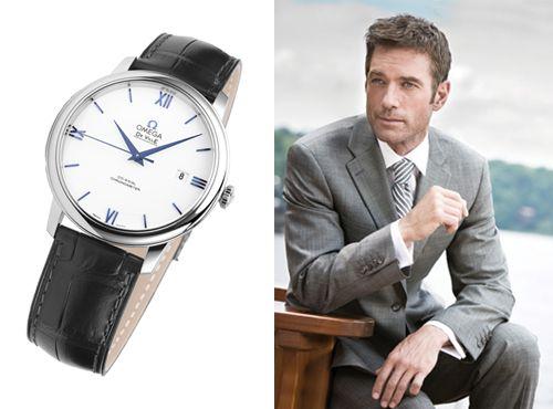 мужские часы с «лидерским темпераментом»
