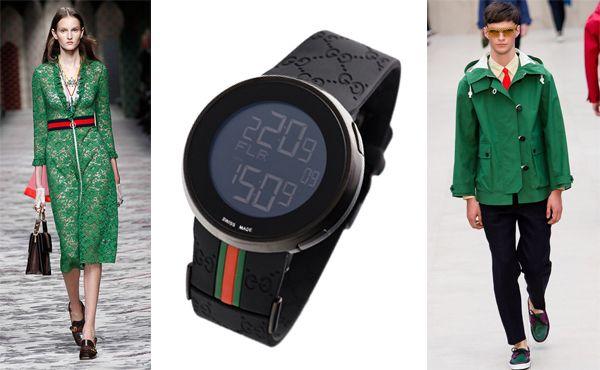 Часы унисекс от Gucci
