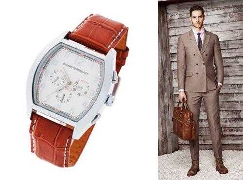Часы от Girard-Perregaux