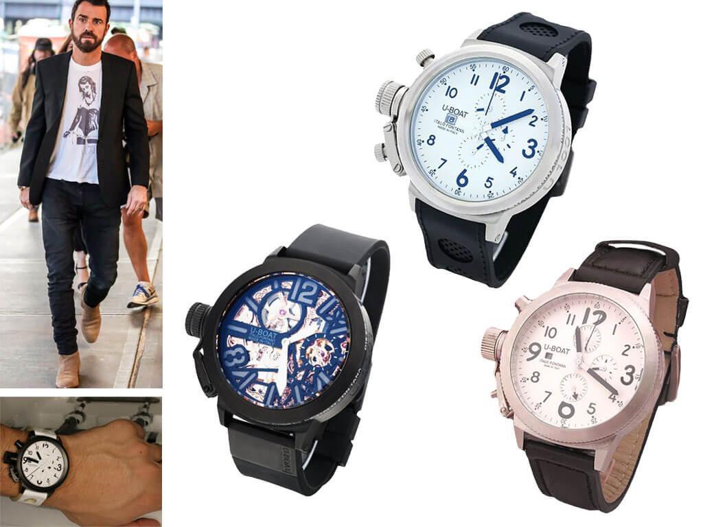 Часы на ремне для мужчин Ю Боат