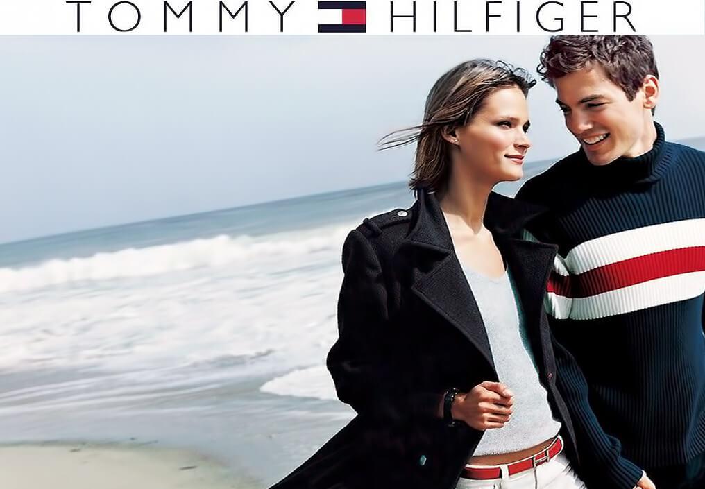 Tommy Hilfiger - воплощение американского стиля