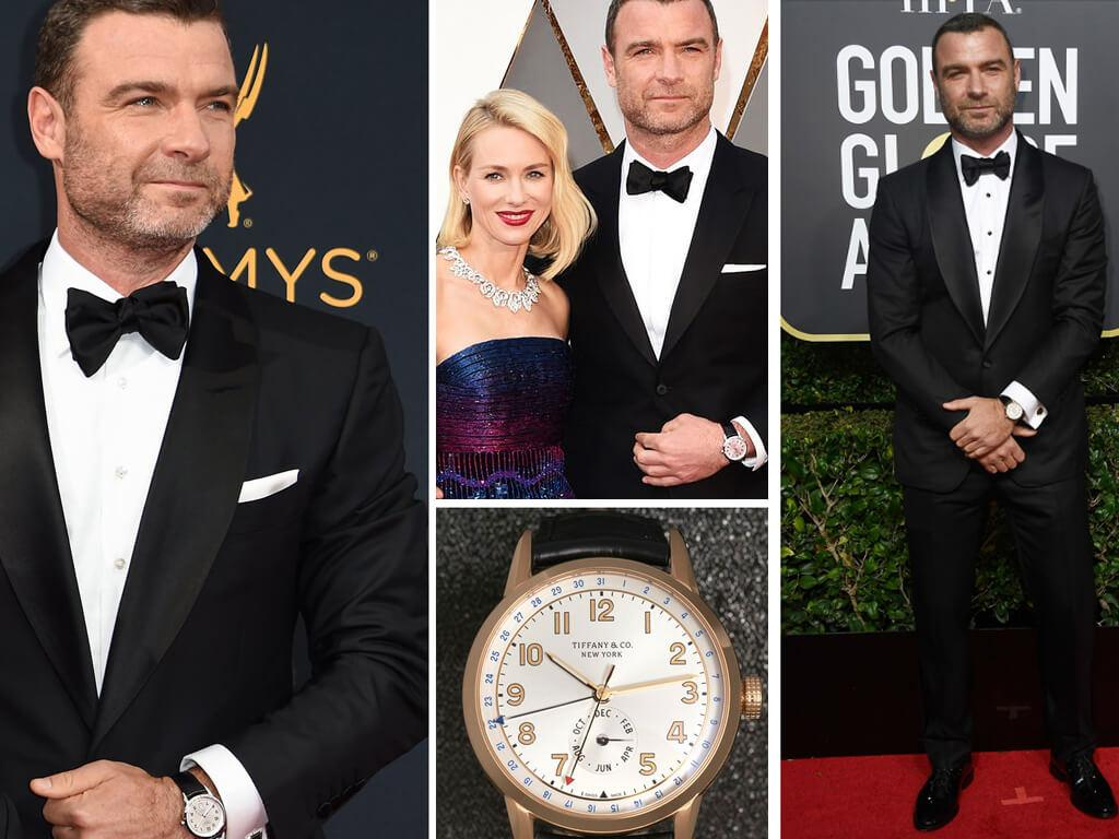 Часы Льва Шрайбера Tiffany & Co