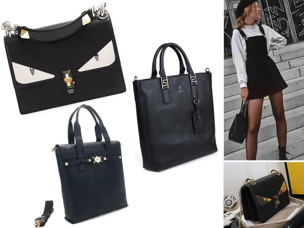 Кожаные портфели для стильных дам