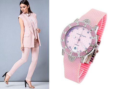 Часы концепта «pink» от Ulysse Nardin
