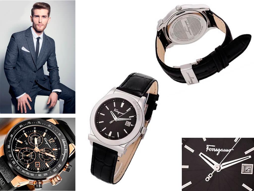 Мужские часы Salvatore Ferragamo