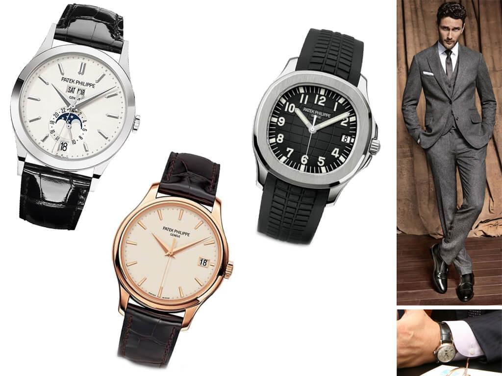 Мужские часы Patek Philippe оригинал