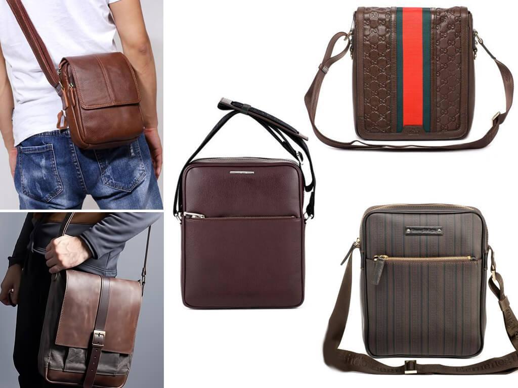 Мужские сумки-планшетки