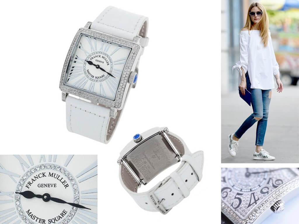 Женские часы Franck Muller Master Square
