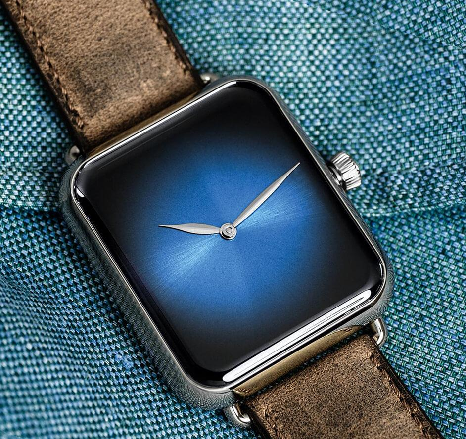 Часы Мозер энд Си Swiss Alp Watch серии Brrrr