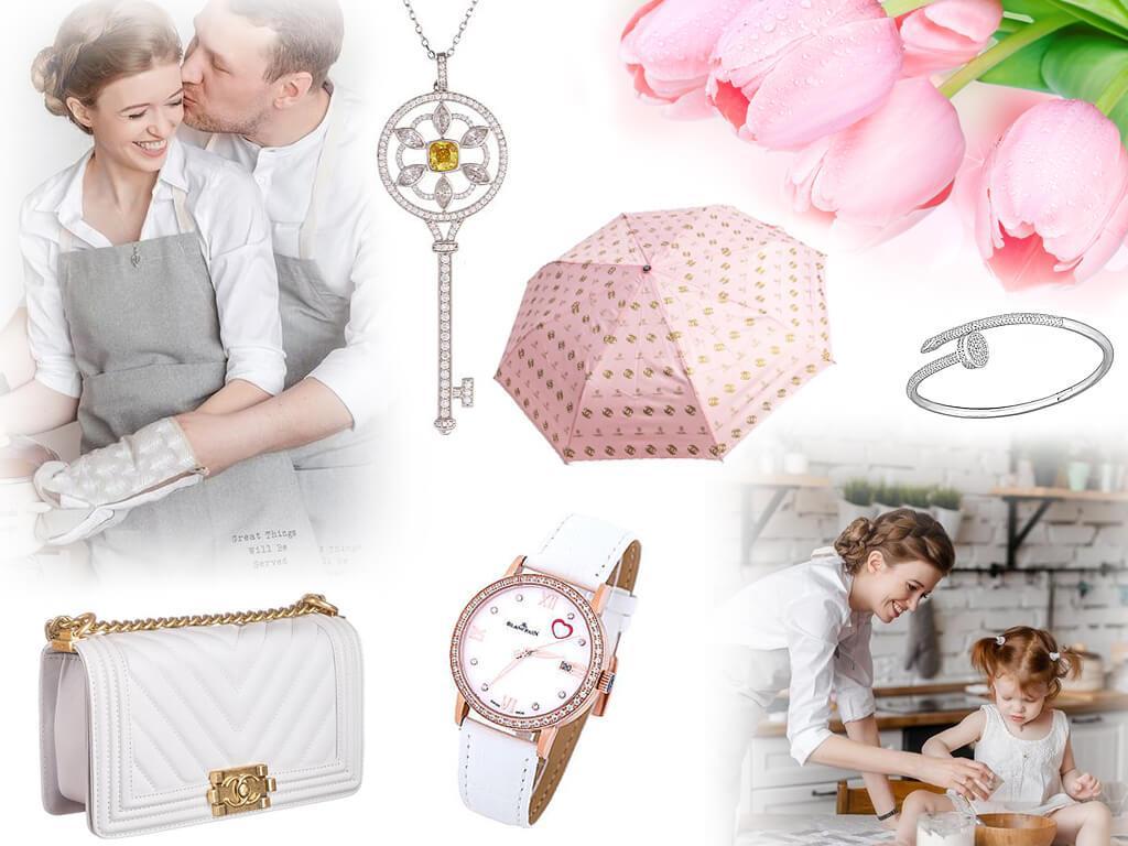 Ассортимент интернет-магазина Имидж позволит выбрать подарок любимым женщинам на любой вкус и кошелек