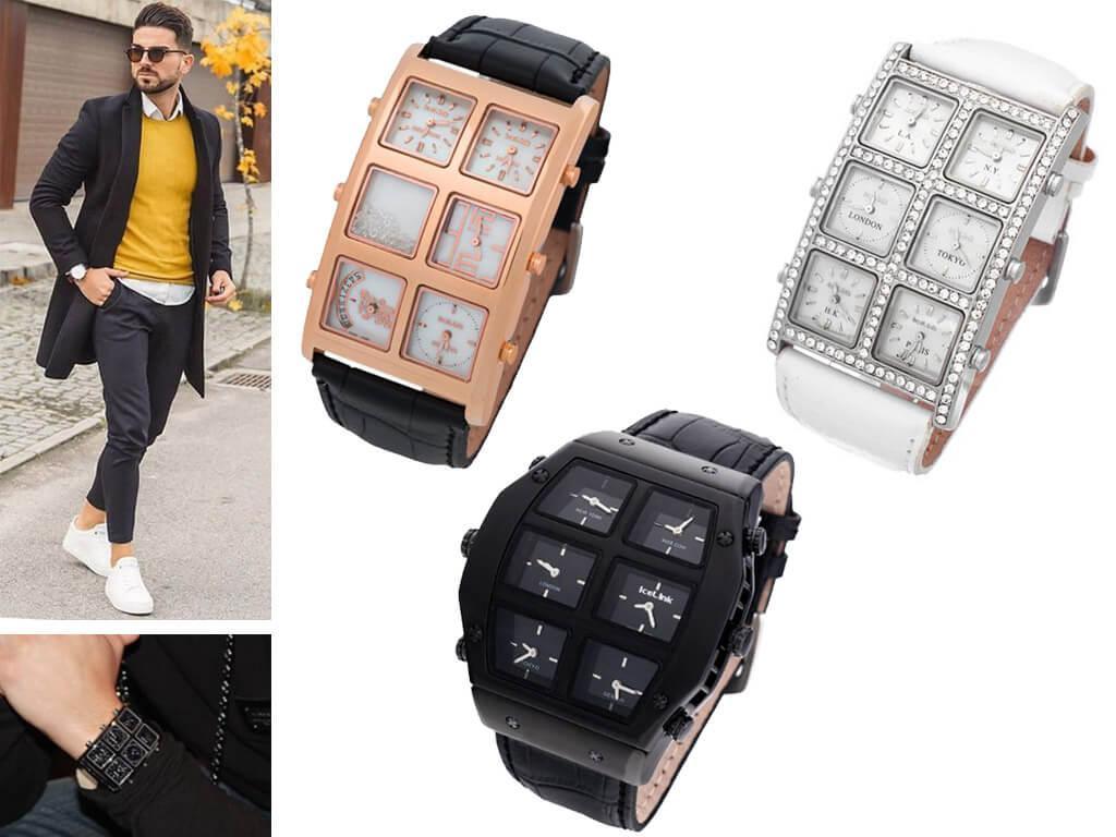 Наручные часы IceLink 6 TimeZone