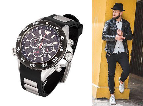 Мужские fashion часы Emporio Armani