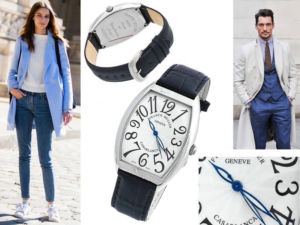 Наручные часы Franck Muller Casablanca