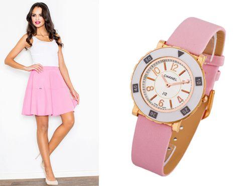 Часы от Chanel