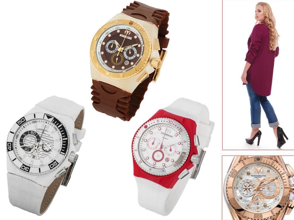 Часы женские Technomarine