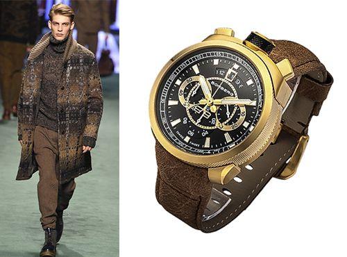 Мужские наручные часы Бомберг