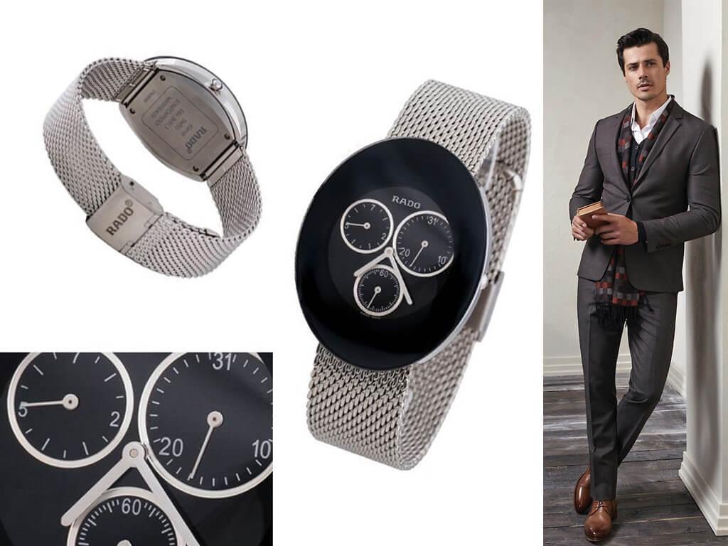 Мужские часы Rado из коллекции Esenza