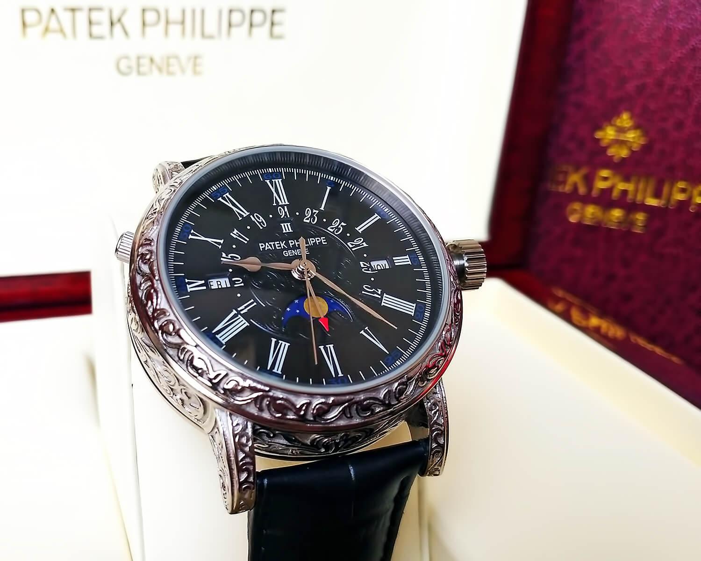 Циферблат часов Патек Филипп Скай Мун