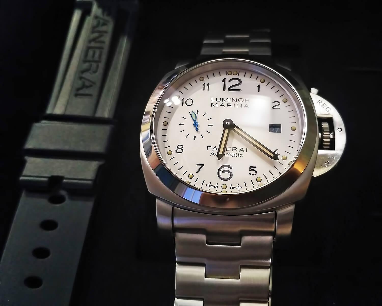Реплика мужских часов Панерай